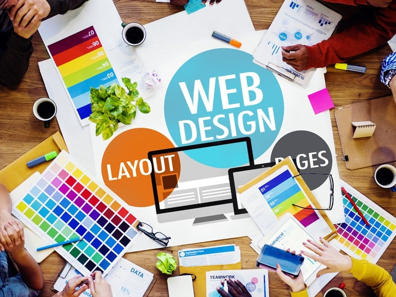 Know the trends in web design
