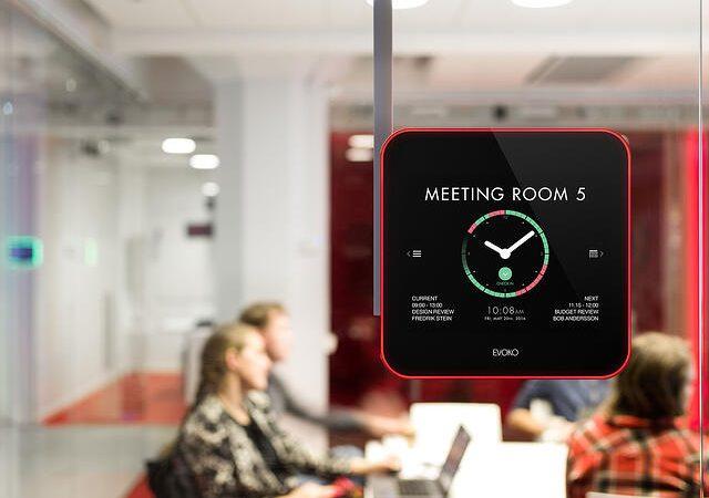 Unusual Meeting Rooms