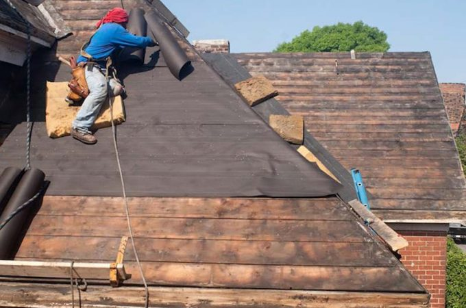 Do Flat Roof Repair